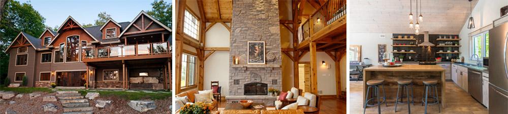 カナダ住宅 イメージ